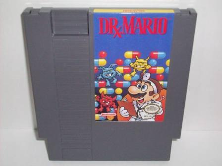 Dr. Mario - NES Game